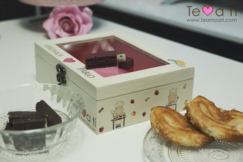 cajas personalizadas videos de boda