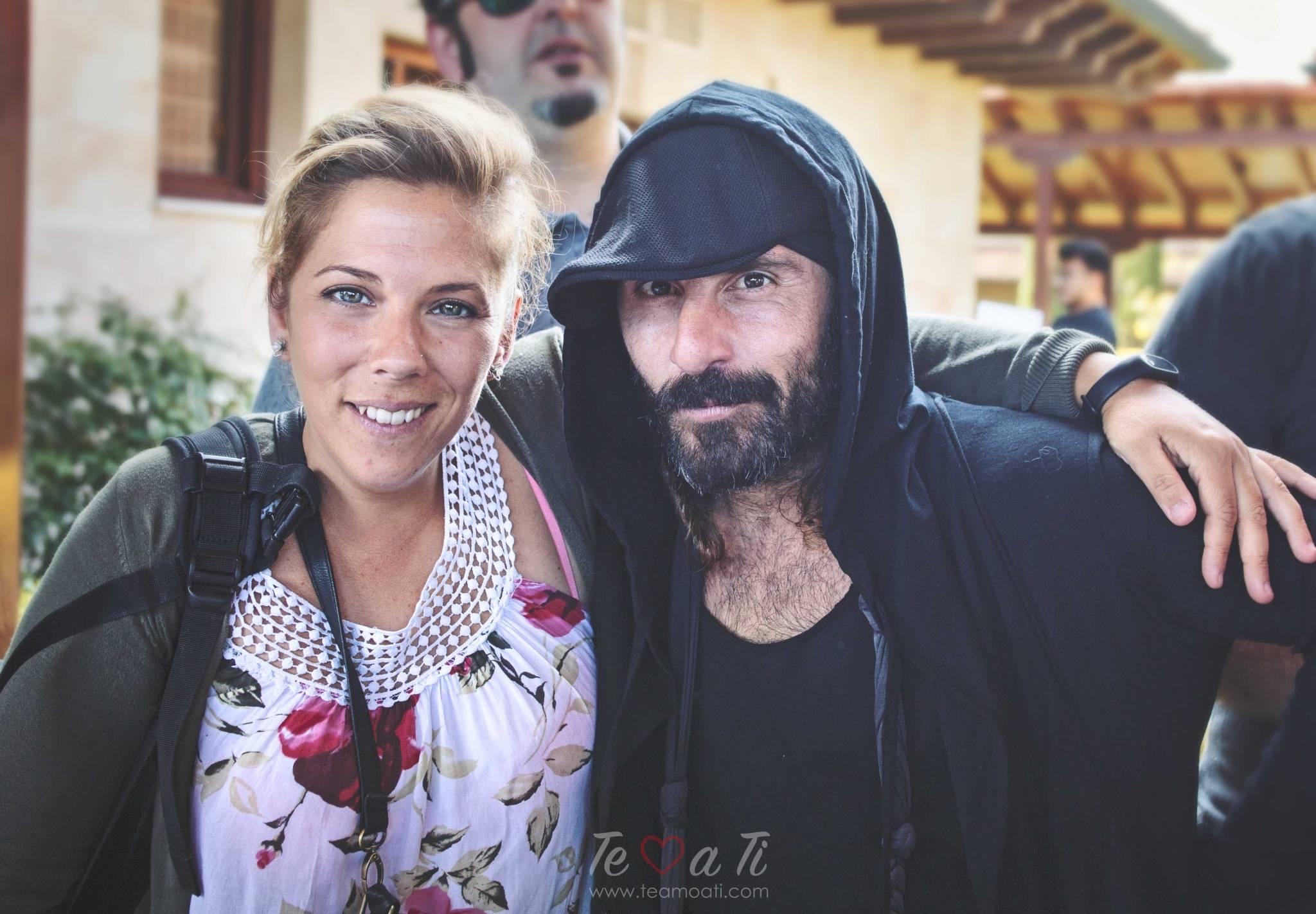 Miguel Campello y Laura España