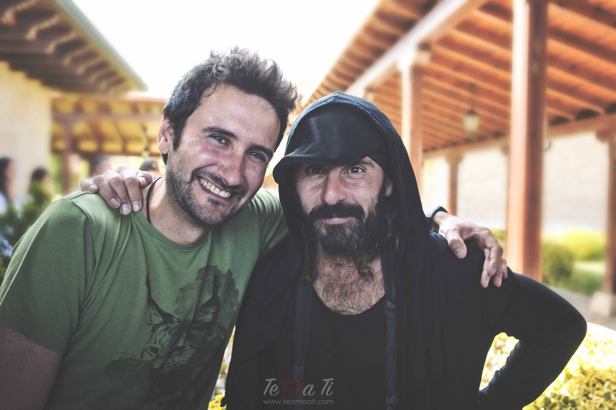 Miguel Campello y Sergio M.Villar