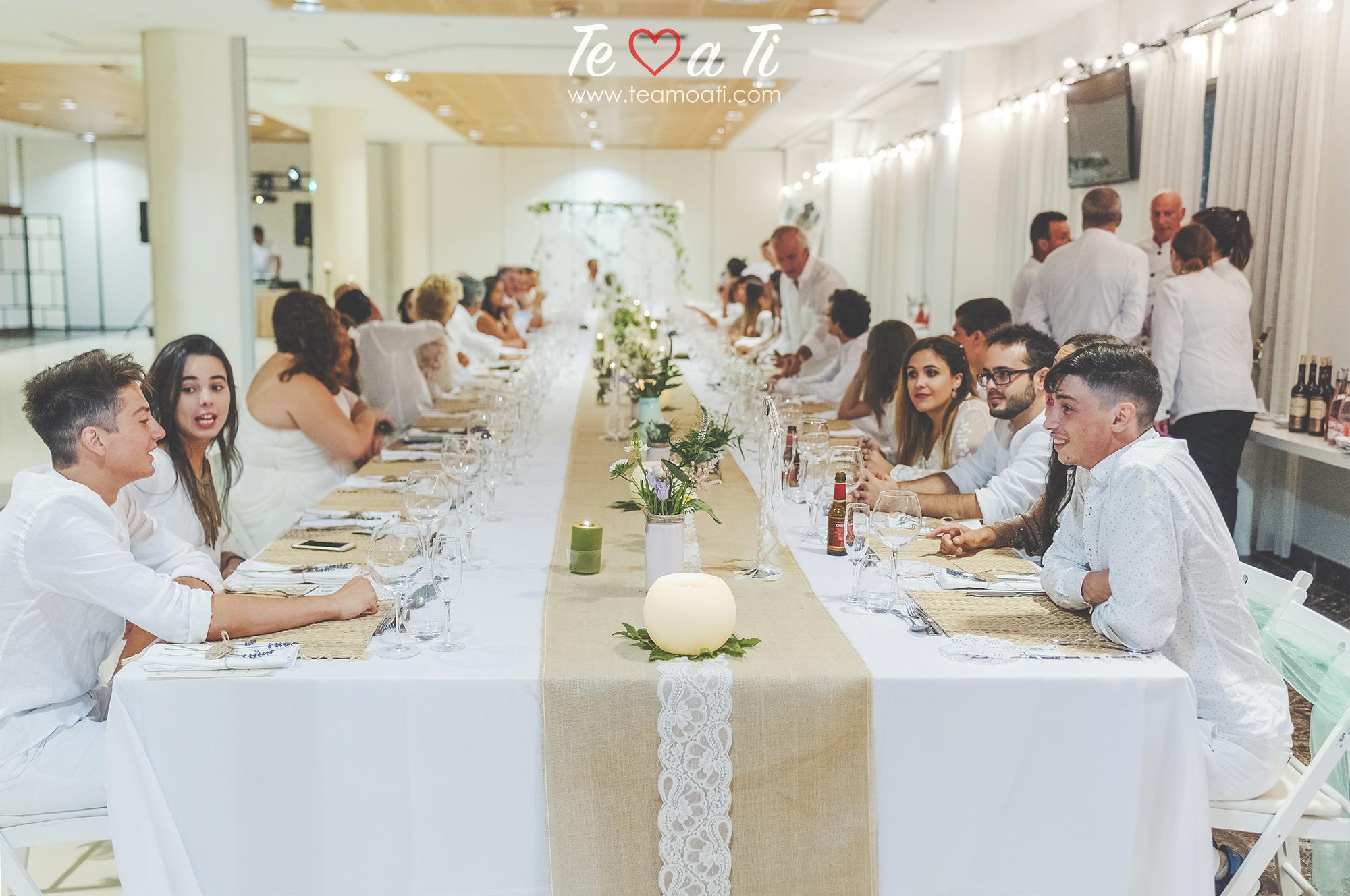 banquete ibicenco